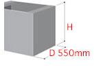 品番:DK-6400KN図面
